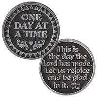 One Day At A Time Coin