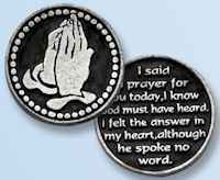 I Said A Prayer For You Coin Token