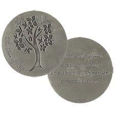 Tree of Life Pocket Stone