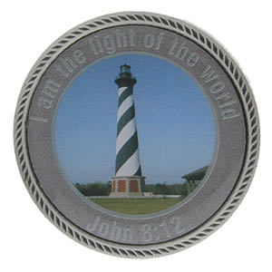 Lighthouse Coin, The Lord is My Light