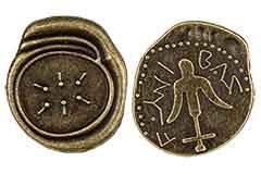 Roman Widow's Mite Coins