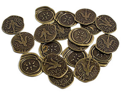 Widow's Mite Bronze Coins Reproductions (Pkg of 50)