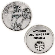 Golf Pocket Token Ball Marker