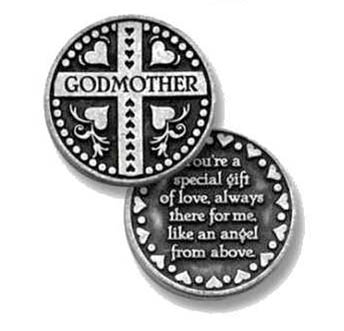 grandmother Pocket tokens for family and friends