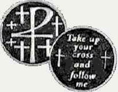 Coin Take Cross &  Follow Me (250 minimum))