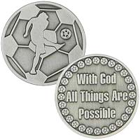 Soccer Coin All Things Possible