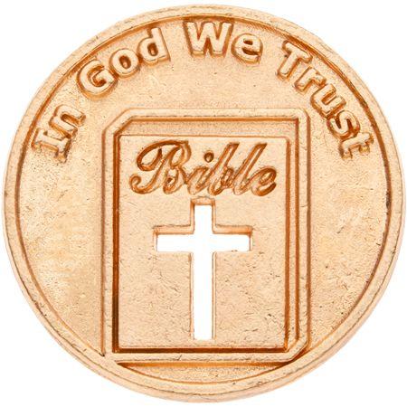 God Loves You Jesus Penny