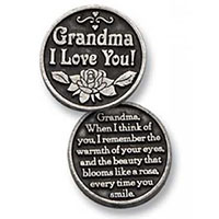 Coin - Grandma I Love You, Aunt Coin