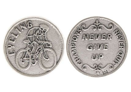 Cycling Coin Champions Never Quit