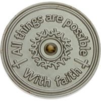 Faith Mustard Seed Coin Second Quality