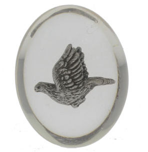 Confirmation Spirit Dove Pocket Stone