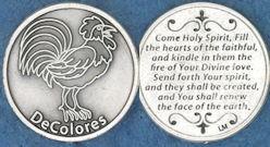 De Colores Pewter Inspiration Coins
