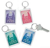 Jesus is the Reason Key Chain