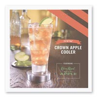 3-Ply Full Color Beverage Napkin