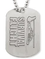 Stamped Aluminum Tag -300 minimum