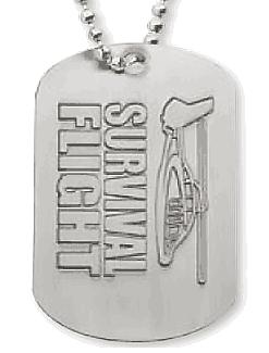 Custom Stamped Aluminum Tag