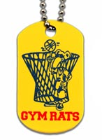 Spectraflex Dog Tag w/6 Color Silk-Screen Imprint
