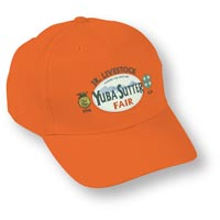 Custom Embroidered Bayshore Cotton Cap 48 Minimum
