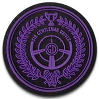 1 1/2 Inch PVC on Fabric Patches