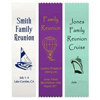 Custom Church Bookmark Ribbons Colors