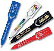 Church Name Bookmark Bible Pen