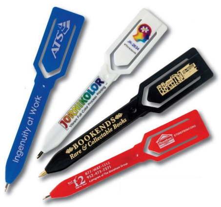 Custom Church Name Bookmark Bible Pen (250 Min)