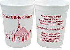 Church  Information Cup 16 oz