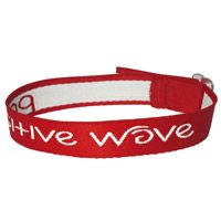 Custom Woven 10 inch Premium Bracelets With Your Wording