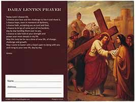 $20.00 Lenten Offering Dollar Bill Folder (Pkg of 50)