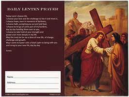 $20.00 Lenten Prayer Dollars Collector (Pkg of 50)