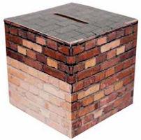 Brick Donation Box Building Fund (Pkg of 50)