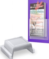 Plastic Brochure Holder 6x4x1