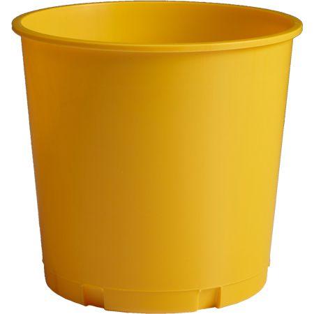 Donation Offering Bucket Yellow (Pkg of 3)