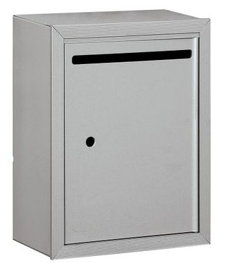 Huge Aluminum Outdoor Locked Donation Box