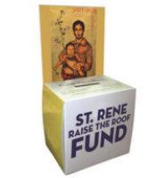 Momey Donation Box  ank & Sign  4 Inch, Custom