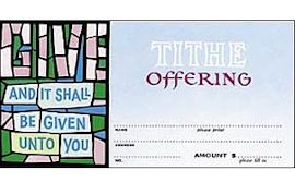 Give Tithing Offering Envelopes (Pkg of 100)