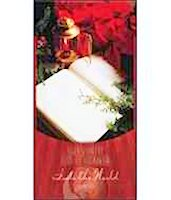 Christmas Pew Envelopes (Pkg of 100)