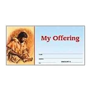 Jesus My Offering Church Envelopes (Pkg of 500)