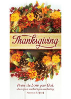 Thanksgiving Offering Envelope (Pkg of 100)
