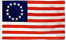 Betsy Ross USA Flag 3x5ft