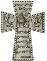 Boy Communion 'Grace' Wall Cross