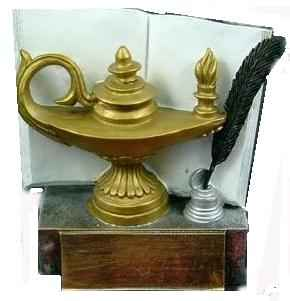 Educational Award  Trophy High Quality