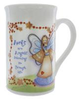 Aunts Are Angels Gift Mug