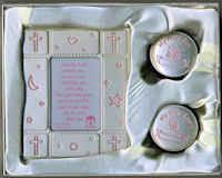 Girl's Babies Gift Set