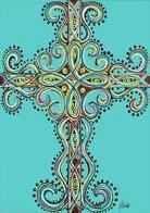 Christian Outdoor Cross Flag