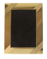 Gold Photo Frame Rectangle