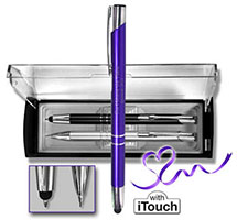 Adoration Metal Pen And Pencil Gift Set