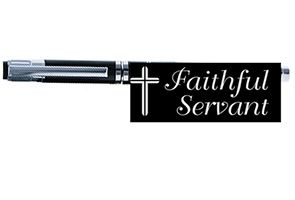 Faithful Servant Gel Pen