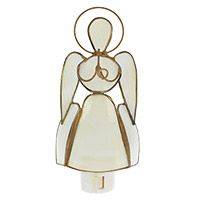 Angel Night Light Blowing Trumpet