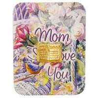 Mom I Love You Bible Pin